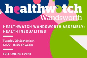 Healthwatch Assembly